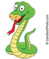 ヘビ, 面白い