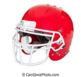 ヘルメット, アメリカン・フットボール