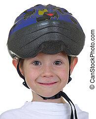 ヘルメット, 2, 男の子