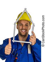 ヘルメット,  handyman