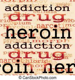 ヘロイン, 概念, 背景