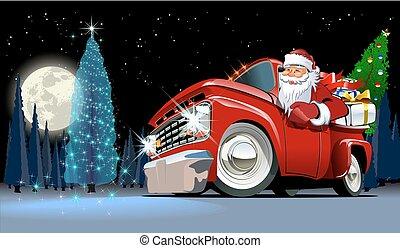 ベクトル, クリスマスカード