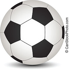 ベクトル, サッカーボール