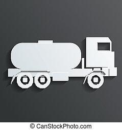 ベクトル, タンカー トラック