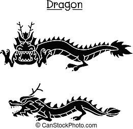 ベクトル, ドラゴン