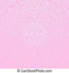 ベクトル, ピンク, 壁紙