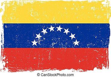 ベクトル, ベネズエラの旗