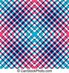 ベクトル, 単純である, 抽象的, pattern., seamless, 背景, 格子, minimalistic, 幾何学的, design.