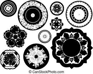 ベクトル, 型, elemen, デザインを設定しなさい