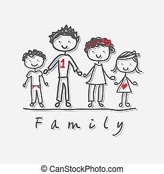 ベクトル, 家族