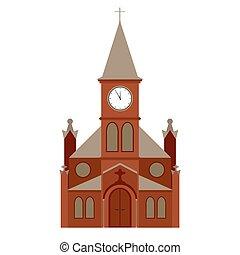 ベクトル, 教会, 建物