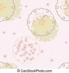 ベクトル, 日本語, 背景, ∥で∥, 桜