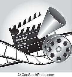 ベクトル, 映画館