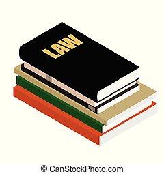 ベクトル, 本, 法律