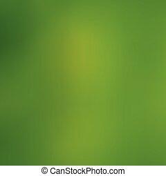 ベクトル, 概念, あなたの, 背景。, 自然, 勾配, ポスター, 抽象的, 写実的な 設計, エコロジー, 緑, sunlight., 背景, ぼんやりさせられた, 旗, ∥あるいは∥, illustration.