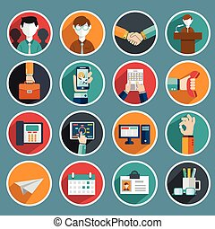 ベクトル, 概念, ビジネス, 会社, 現代, イラスト, 作戦, 急速, 成長, 管理, あなたの