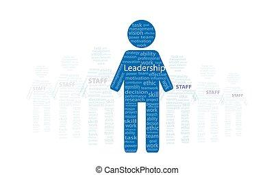 ベクトル, 概念, リーダーシップ