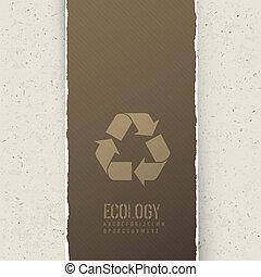 ベクトル, 概念, eps10, イラスト, 抽象的, themed, バックグラウンド。, エコロジー