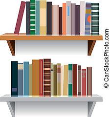 ベクトル, 現代, 本棚
