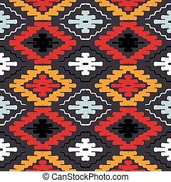 ベクトル, 種族, ナバホー人, 装飾