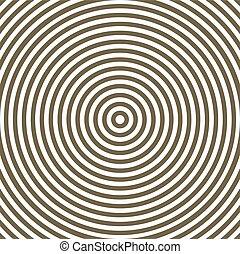 ベクトル, 背景, 円