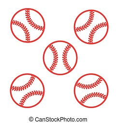 ベクトル, 野球