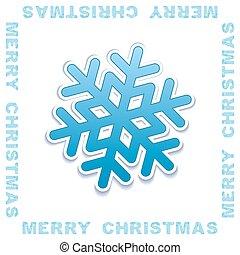 ベクトル, card., 招待, クリスマス