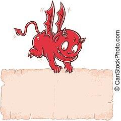 ベクトル, contract., devil's