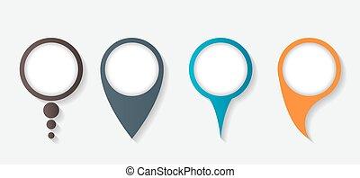 ベクトル, illustration., ビジネス, infographic, デザイン, あなたの, 要素