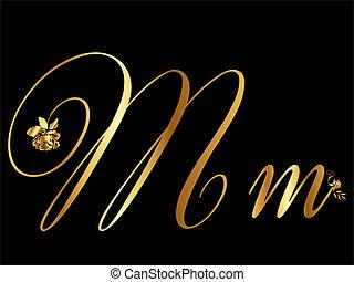ベクトル, m, 金, 手紙