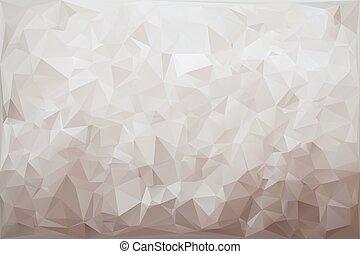 ベクトル, polygonal, バックグラウンド。, ビジネス, 背景, illustration., triangles., 抽象的, 幾何学的, 手ざわり