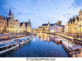 ベルギー, ゲント