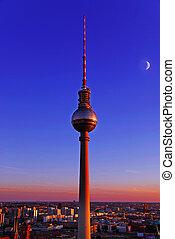 ベルリン, テレビタワー