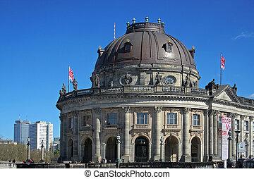 ベルリン, 博物館, bode