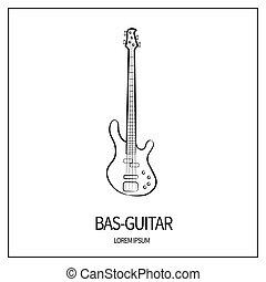 ベースギター, アイコン