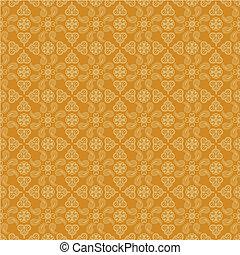 ペイズリー織, indian, 背景