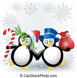 ペンギン, 面白い, 2