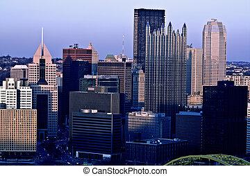 ペンシルバニア, パノラマ, ピッツバーグ
