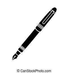 ペン, 道具, アイコン