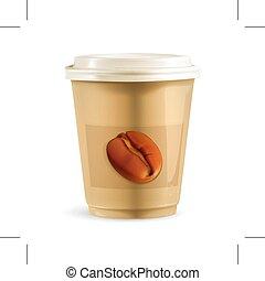 ペーパー, コーヒーカップ