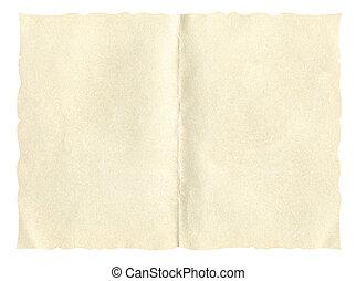 ペーパー, 羊皮紙, 背景