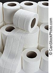 ペーパー, 衛生, restroom, 浴室, トイレ