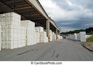ペーパー 製造所, セルロース, -, パルプ