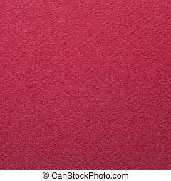 ペーパー, 赤い背景