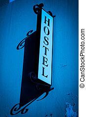ホステル, 印