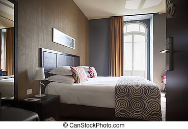ホテルの部屋, クラシック