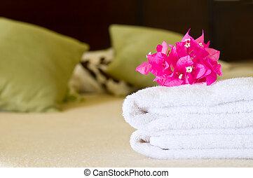 ホテルの部屋, サービス
