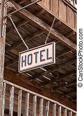 ホテル, 古い