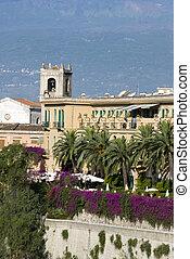 ホテル, taormina, イタリア, 別荘