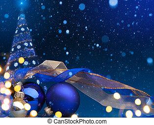 ホリデー, クリスマス, 背景